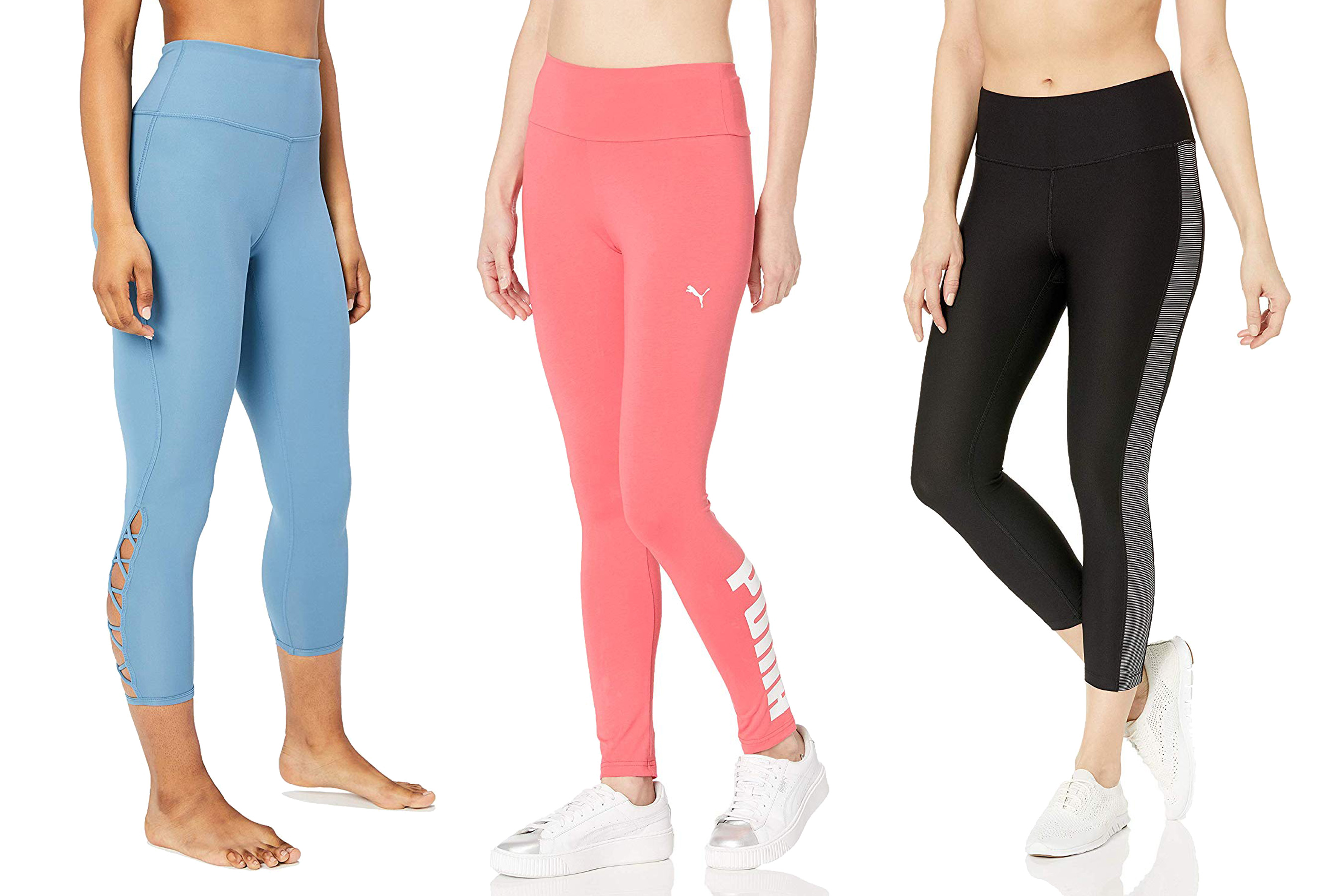 Spalding Yoga Capri Leggings